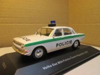 1:43 Горький 24 Полиция Чехии белый