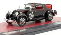 1:43 STUTZ M SuperCharged Lancefield Coupe (открытый) 1930 Black