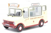 "1:43 BEDFORD CF Ice Cream Van ""Morrison Hockings"" 1975"