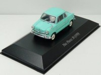 1:43 NSU Prinz 30 1959 Light Blue