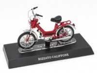 1:18 скутер RIZZATO CALIFFONE Red