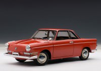 1:18 BMW 700 Sport Coupe 1960 (spanish red)