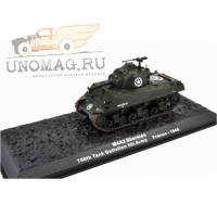 1:72 M4 A3 Sherman 756th Tank Battalion 5th Army France -1945