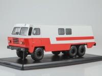 1:43 Подъемник каротажный ПК-С на шасси КрАЗ-255