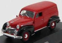 1:43 OPEL Olympia (фургон) 1950 Red/Black