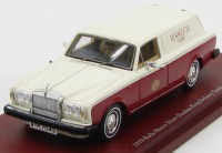 "1:43 ROLLS-ROYCE Silver Shadow ""Krug"" Delivery Truck (фургон) 1979"