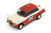 1:43 TRIUMPH HERALD Saloon #250 Cleghorn/Wright Rally Monte Carlo 1960