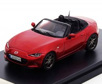 1:43 Mazda MX-5 2016 Metallic Red