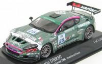 1:43 ASTON MARTIN DBRS9 - BMS SCUDERIA ITALIA - STANCHERIS/ALESSI - FIA GT3 RACE SPA-FRANCORCHAMPS - 2006