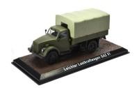1:43 Горький-51 Leichter Lastkraftwagen (бортовой грузовик с тентом) 1960