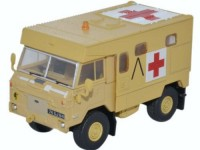 "1:76 Land Rover FC Ambulance 4х4 ""Gulf War"" 1991"