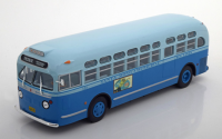 "1:43 автобус GM TDH-3714 ""Santa Monica Municipal"" 1955 Blue"