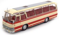 1:43 автобус NEOPLAN NH 9L 1964 Beige/Red