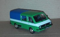 1:43 # 234 РАФ-2909 (1979)