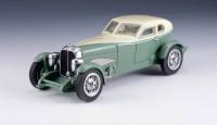 1:43 AUBURN Cabin Speedster 1929 Green/Ivory