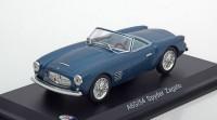 1:43 MASERATI A6G/54 Spyder Zagato 1955 Blue