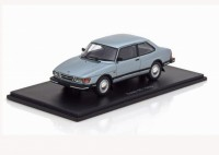 1:43 SAAB 90 1985 Metallic Light Blue