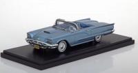 1:43 FORD Thunderbird Convertible 1960 Metallic Light Blue