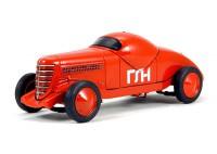 1:43 Горький ГЛ-1 (Гоночная Липгарта 1) 1940 (красный)