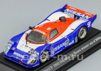1:43 Nissan R91 CP 1992 Daytona Winner, L.e. 3000 pcs. (white / blue)