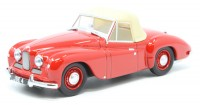 1:43 JOWETT Jupiter SA 1950 Red/Beige