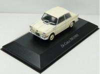 1:43 BMW 700 (De Carlo 700) 1960 Beige