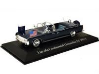 1:43 LINCOLN Continental Limousine SS-100-X президента США Джона Кеннеди 1963