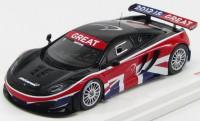 """1:43 McLAREN MP4-12C GT3 """"The Great"""" Goodwood Festival of Speed 2013"""