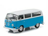 """1:43 VW T2a Bus """"Dharma Van"""" 1971 (из телесериала """"Остаться в живых"""")"""