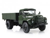 1:43  ЗиЛ-130-76 защитный зелёный