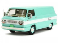 1:43 CHEVROLET Corvair (фургон) 1963 Light Turquois/White