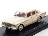 1:43 PLYMOUTH Valiant Sedan 1960 Light Beige