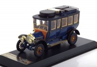 1:43 MERCEDES-BENZ Simplex 60 PS Touring Limousine 1903 Dark Blue
