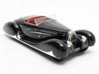 1:18 BUGATTI Type 57C Cabriolet VanVooren Shah of Iran 1939 Black