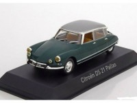 1:43 CITROËN DS21 Pallas 1967 Jura Green/Silver