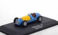 1:43 FERRARI 166FL #16 Juan Manuel Fangio Equipo Argentino 1949
