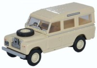 1:76 LAND ROVER Series II LWB Station Wagon 1964 Limestone