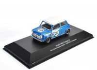 1:43 AUSTIN Mini Cooper S #26 Alec Poole BTCC Champion 1969