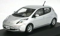 1:43 Nissan Leaf (silver)