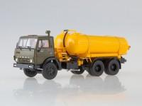 1:43 КО-505 на шасси КАМАЗ-53213 хаки/оранжевый