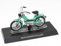 1:18 скутер MOTO MORINI DOLLARO Turquoise
