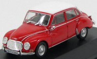 1:43 DKW Vemag Belcar 1965 Red/White