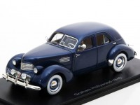 1:43 GRAHAM Hollywood 1940 Metallic Blue