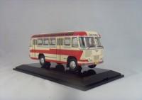 """1:43 Павловский автобус 652 """"Ленинград - Интурист"""" 1958"""