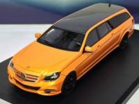 1:43 MERCEDES-BENZ E-Class BINZ Estate (S212) 2015 Orange/Black