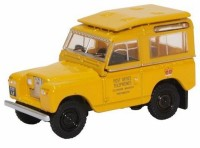 "1:76 LAND ROVER Series II SWB ""Post Office Telephones"" 1968 Yellow"