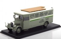 "1:43 NAG Büssing Renntransporter ""Auto Union"" 1934"