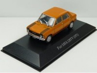 1:43 FIAT IAVA 128TV 1971 Orange