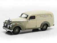 1:43 MERCEDES-BENZ 220 Lieferwagen by Autenrieth (фургон) 1952 Cream