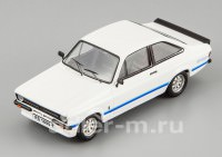 1:43 Ford Escort Mk II 1800 RS (diamond white)